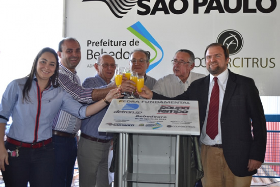 Artesanato Reciclagem Decoração ~ Detran Poupatempo em Bebedouro beneficiará 20 municípios